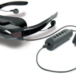 Vuzix iWear AV310 Widescreen Available » 52-Inch Ultra Portable Screen