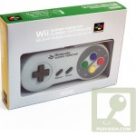 Wii Super Famicom Classic Controller Available » Old Favourite, New Life