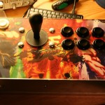 Wireless Xbox 360 Street Fighter IV Arcade Stick » (bbw) Big Beautiful Wireless