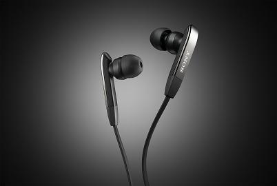 SONY XB MDR-XB20EX Headphones