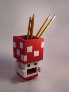 3d-toad-pencil-holder
