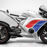 EV-0 RR Electric Motorbike » Mains Powered Superbike