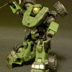 Halo Master Chief – Warthog Transformer
