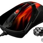 Sharkoon Rush FireGlider Gaming Mouse » 3,600 DPI & A Paint Job
