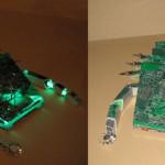 Sting Scorpion PC Casemod » Deadly Beauty