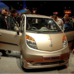 TATA Nano Car » Tiny Car, Tiny Price