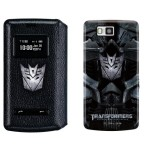 Limited-edition Transformers LG Versa phone