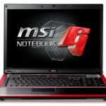 MSI Turion X2 Notebook » MSI GX733 Notebook