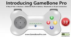 Gamebone Pro iPhone Control Pad