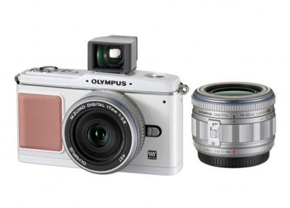 Olympus E-P1 2