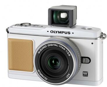 Olympus E-P1 3