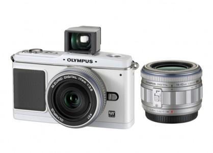 Olympus E-P1 4