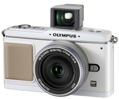 Olympus E-P1 Micro Four Thirds compact