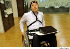 Toyota Mind-Controlled Wheelchair
