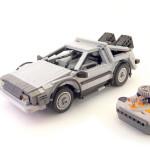 Lego DeLorean « Remote Control Lego
