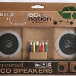 DIY Eco Speakers