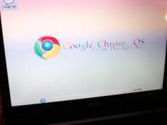 Google Chrome OS screenshots