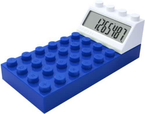 Lego Block Calculator