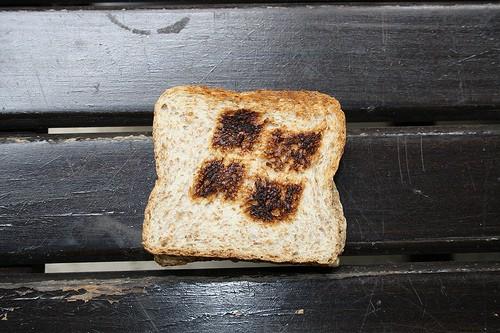 Microsoft Windows toaster 2