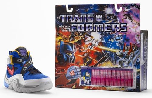 Nike Transformers 2