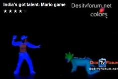 Super Mario India's Got Talent