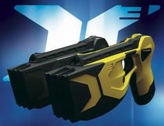 TASER X3 Triple-Shot Stunner
