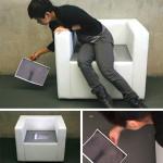 iBum Chair « Ass-Cheeky