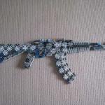 K'nex AK-47 Assault Rifle