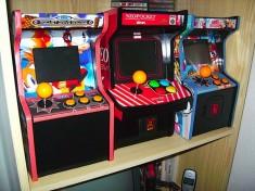 Neo Geo mini-arcade console