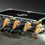 Predator Pool Table « Pool with added Menace