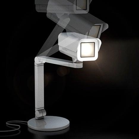 Spoticam Lamp 2