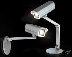 Spoticam Lamp