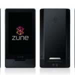 Zune HD black