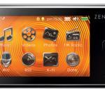 Creative's ZEN X-Fi2 Touchscreen » Now Selling