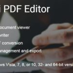 Editing PDF Files with Movavi PDF Editor
